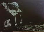 Obras de arte: Europa : España : Andalucía_Almería : Almeria_ciudad : borracho de tristeza