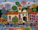Obras de arte: America : Brasil : Pernambuco : Jaboatao : A Pracinha