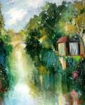 Obras de arte: Europa : España : Islas_Baleares : palma_de_mallorca : ESTUDIO SOBRE EL CANAL         (Brujen)