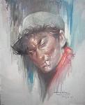 Obras de arte: Europa : Francia : Ile-de-France : PARIS : golfo colección privada Jose Angel Albert Boronat España