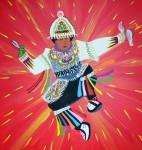Obras de arte: America : Perú : Lima : Barranco : Mercurio