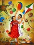Obras de arte: America : México : Michoacan_de_Ocampo : Morelia : EXPLOSION LÚDICA