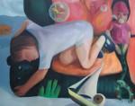 Obras de arte: Europa : España : Valencia : Paterna : El sueño de Vega