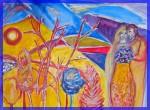Obras de arte: Europa : Hungría : Pest : Dunaharaszti : Színek és álmok