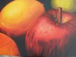 Obras de arte: America : México : Sinaloa : Culiacan : FRUTAS FRESCAS
