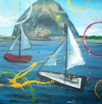 Obras de arte: America : México : Sinaloa : Culiacan : PLAYA MAZATLECA