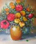 Obras de arte: America : Colombia : Distrito_Capital_de-Bogota : Bogota_ciudad : FLORES  12