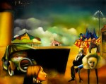 Obras de arte: America : México : Mexico_Distrito-Federal : Xochimilco : Circo