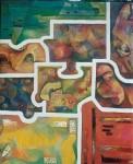Obras de arte: America : Argentina : Entre_Rios : Paraná : Piezas de un rompecabezas
