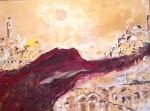 Obras de arte: Asia : Israel : Southern-Israel : beersheva : de arena y lava