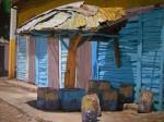 Obras de arte: America : Rep_Dominicana : Santo_Domingo : Distrito_Nac : paisaje 1