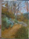 Obras de arte: Europa : España : Extremadura_Badajoz : don_benito : el bosque en otoño