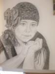 Obras de arte: Europa : España : Extremadura_Badajoz : don_benito : la niña