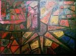 Obras de arte: America : Uruguay : Maldonado : Punta_del_Este : LA CIUDAD Y LA LUZ