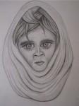Obras de arte: America : México : Michoacan_de_Ocampo : Morelia : Ojos afganos