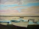 Obras de arte: Europa : España : Comunidad_Valenciana_Castellón : castellon_ciudad : Barcas en Denia