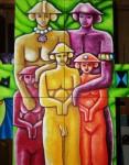 Obras de arte: America : México : Chihuahua : ciudad_juarez : -FAMILY