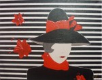 Obras de arte: Europa : España : Catalunya_Tarragona : Reus : Elegancia femenina