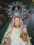 Obras de arte: Europa : España : Navarra : tudela : Virgen del RosarioMuro de Agreda)