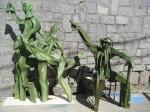 Obras de arte: Europa : España : Castilla_y_León_Segovia : ninguna : LES TAGUEURS