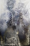 Obras de arte: America : México : Mexico_Distrito-Federal : Cuauhtemoc : Golper de aguacero