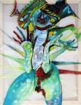 Obras de arte: America : México : Mexico_Distrito-Federal : Cuauhtemoc : Evangelizaciôn