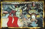 Obras de arte: America : México : Mexico_Distrito-Federal : Cuauhtemoc : Jardin del abuelo