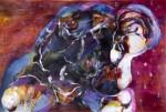 Obras de arte: America : México : Mexico_Distrito-Federal : Cuauhtemoc : Pensadora