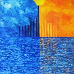Obras de arte: Europa : España : Catalunya_Barcelona : Barcelona : Noche y Dia
