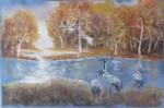 Obras de arte: Europa : Ucrania : Mykolayiv : Voznesensk : Paisaje, Otoño
