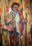 Obras de arte: America : Colombia : Antioquia : Medellín : MARIA DE LOS GATOS