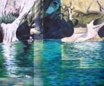 Obras de arte: America : Chile : Antofagasta : antofa : Cavernas de Marmol