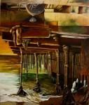 Obras de arte: America : Chile : Antofagasta : antofa : Muerte del muelle