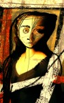 Obras de arte: America : México : Mexico_Distrito-Federal : Xochimilco : Retrato