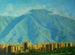 Obras de arte: America : Venezuela : Miranda : Caracas_capital : EL AVILA