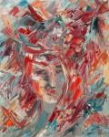 Obras de arte: Europa : Moldavia : Criuleni : Stauceni : Cap con plumas