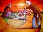 Obras de arte: Europa : Espa�a : Andaluc�a_Huelva : Ayamonte : La espiral del perro diablo
