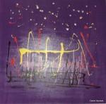 Obras de arte: America : Cuba : Santiago_de_Cuba : Stgo_ciudad : Sinfonía en noche violeta