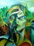 Obras de arte: Europa : Espa�a : Andaluc�a_Huelva : Ayamonte : Rostros