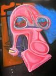 Obras de arte: Europa : España : Catalunya_Tarragona : Reus : La Mort en Rose