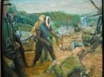 Obras de arte: Europa : España : Cantabria : Santander : Alto 484 Vietnam