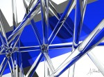 Obras de arte: Europa : España : Valencia : valencia_ciudad : Composición Azul y Cristal
