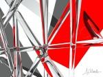 Obras de arte: Europa : España : Valencia : valencia_ciudad : Composicion Rojo y Cristal