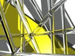 Obras de arte: Europa : España : Valencia : valencia_ciudad : Composición Amarillo y Cristal