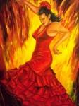 Obras de arte: America : Estados_Unidos : Florida : una_nueva : GIPSY  SOUL-FIRE DANCER