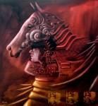 Obras de arte: America : Ecuador : Pichincha : Quito : Apalu-Homo