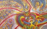 Obras de arte: America : Perú : Lima : chosica : odicea en el espacio