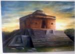 Obras de arte: America : México : Yucatan : ciudad_de_merida : Uxmal