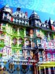 Obras de arte: Europa : Suecia : Stockholms : Estocolmo : LONDRES ARQUITECTURA ENTRE CRISTALES (FOTO-ART)