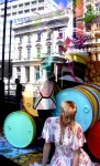 Obras de arte: Europa : Suecia : Stockholms : Estocolmo : MANIQUIES DENTRO DE LA ARQUITECTURA (SERIE FOTO-ART)
